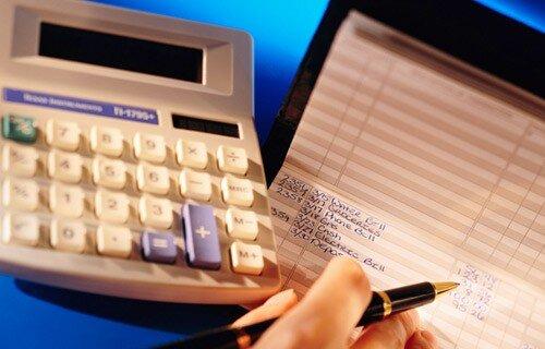 Tính toán ngân sách cẩn thận
