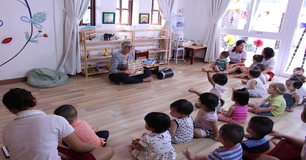 phương pháp giáo dục montessori 3 giai đoạn