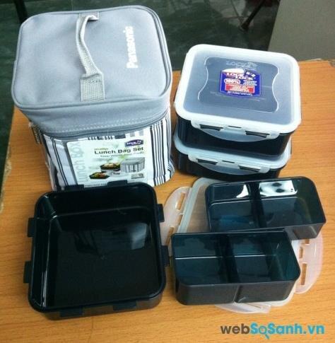 Hộp cơm giữ nhiệt Lock&Lock phù hợp với nhu cầu nhiều người dùng