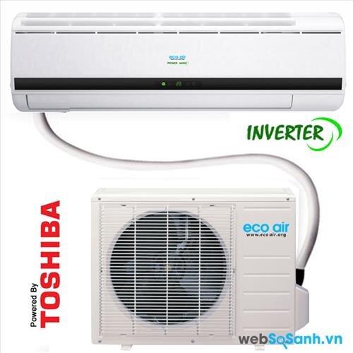 Điều hòa Inverter vừa tiết kiệm điện, vừa êm ái hơn hẳn