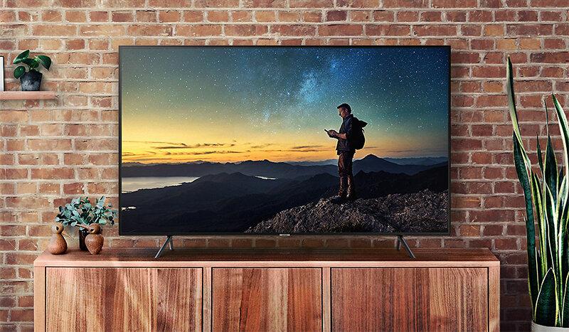 Tivi thông minh màn hình 40 inch mang đến không gian giải trí cực sống động
