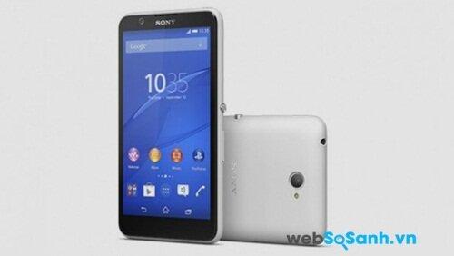 Điện thoại Sony Xperia E4