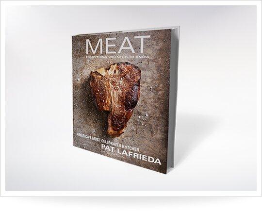Cuốn sách MEAT : Mọi thứ bạn cần