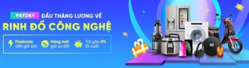Đại tiệc công nghệ - 100 deal