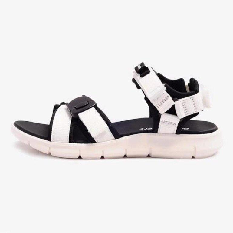 sandal biti's màu trắng