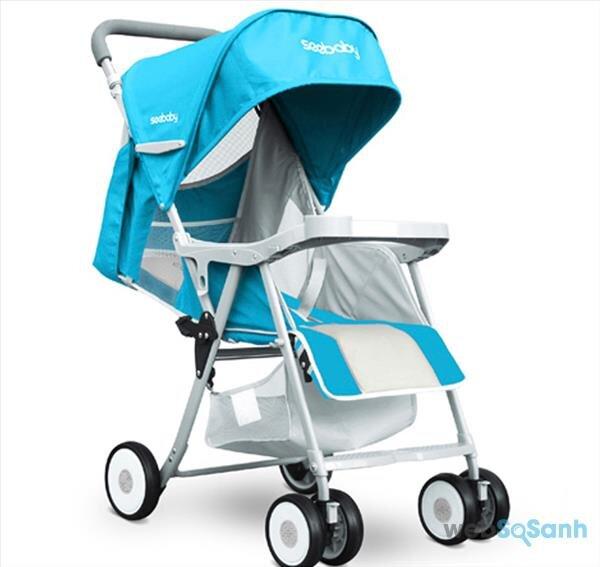 xe đẩy em bé