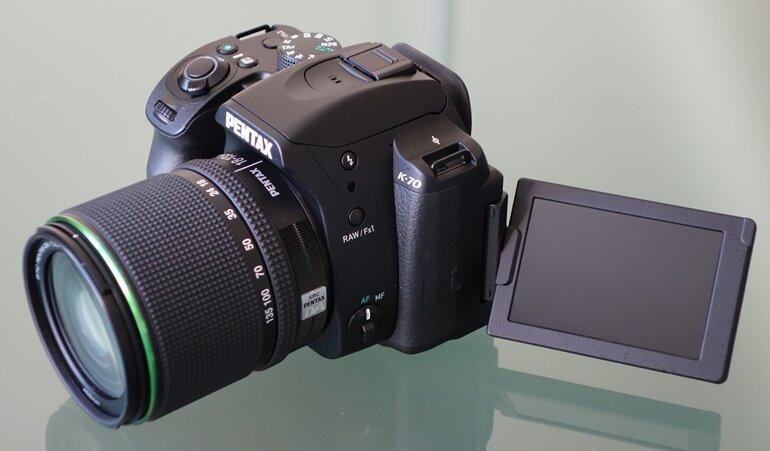 máy ảnh dslr cho người mới