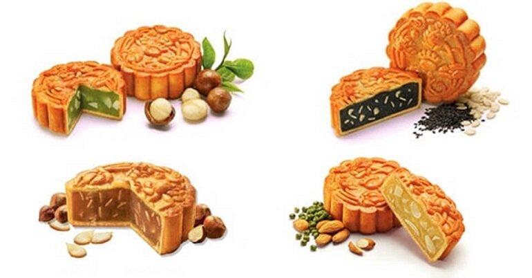 Tuyệt chiêu làm bánh Trung Thu không cần nước đường cho người ăn kiêng
