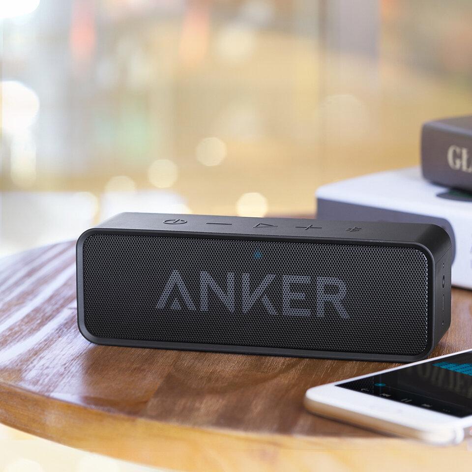 Loa Bluetooth Anker SoundCore vô cùng đẹp mắt và tinh tế (Nguồn: newbox.vn)