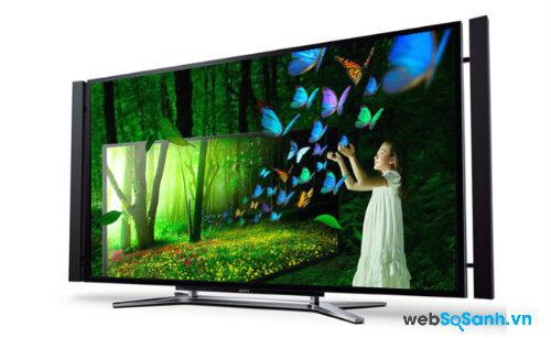 TV sẽ có xu hướng lớn hơn trong năm 2015. Nguồn Internet.