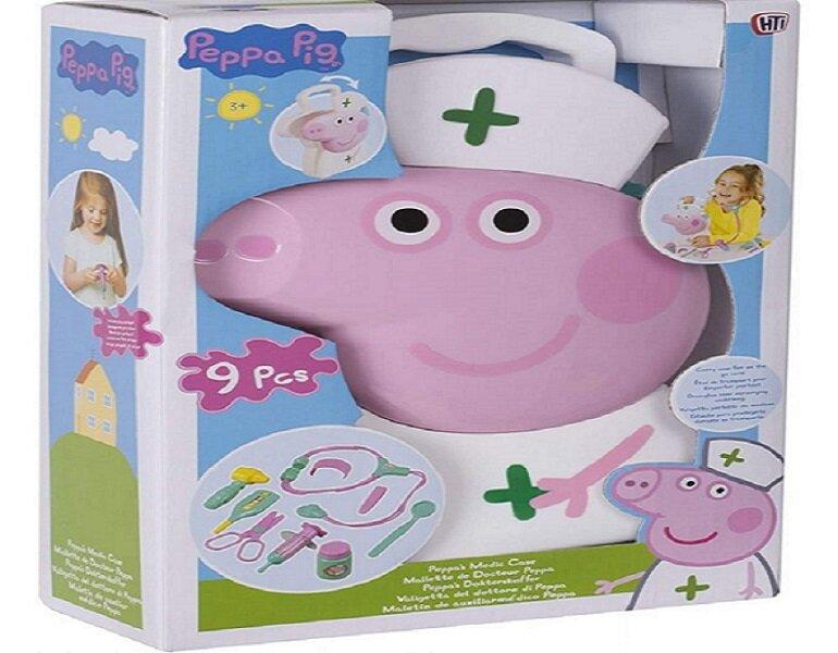 Giới thiệu top 3 bộ đồ chơi Peppa Pig cho trẻ