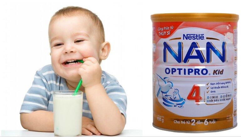 Sữa Nan kid 4