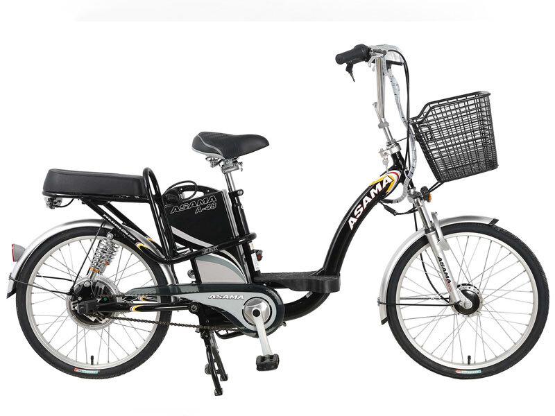 Xe đạp điện Asama EBK