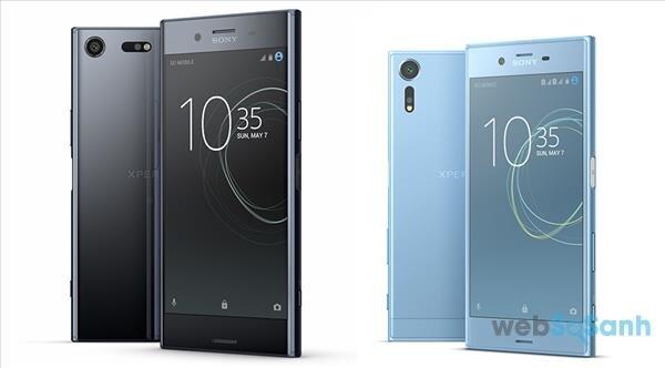 Sony Xperia XZs ít có nâng cấp về thiết kế