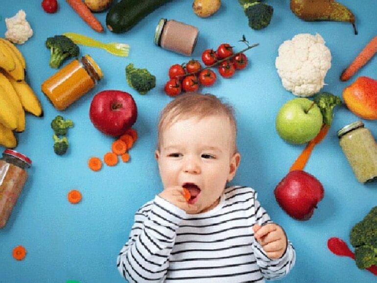 Bột ăn dặm tốt phải cung cấp các chất dinh dưỡng cho trẻ phát triển toàn diện
