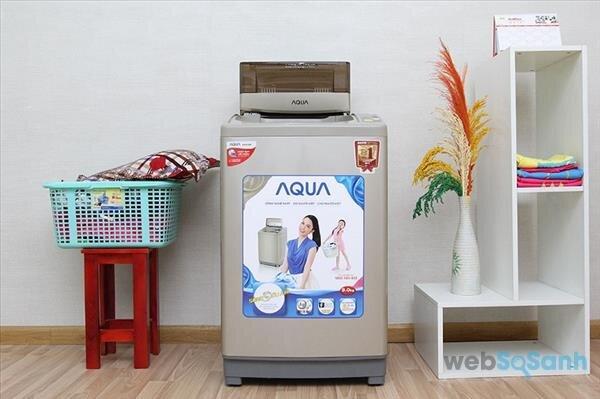 máy giặt Sanyo aqua 9kg inverter