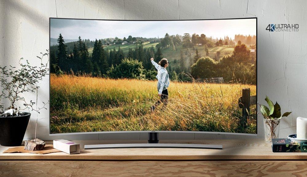 Samsung là thương hiệu tivi nổi tiếng toàn cầu