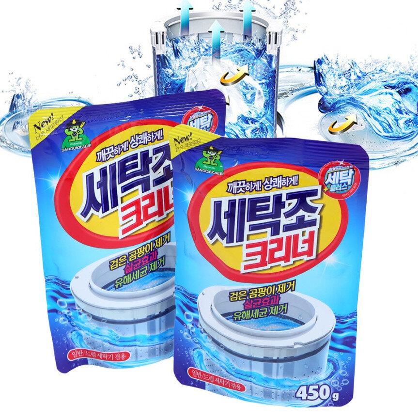 Bột vệ sinh máy giặt chuyên dụng