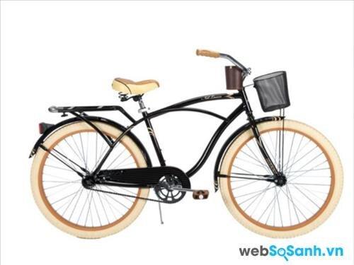 Xe đạp trong thành phố thì yên xe cần rộng và mềm hơn