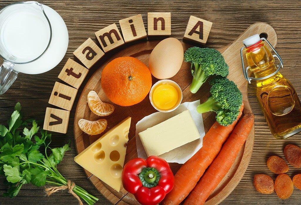 Mẹ bầu bổ sung vitamin A rất tốt cho xương và răng