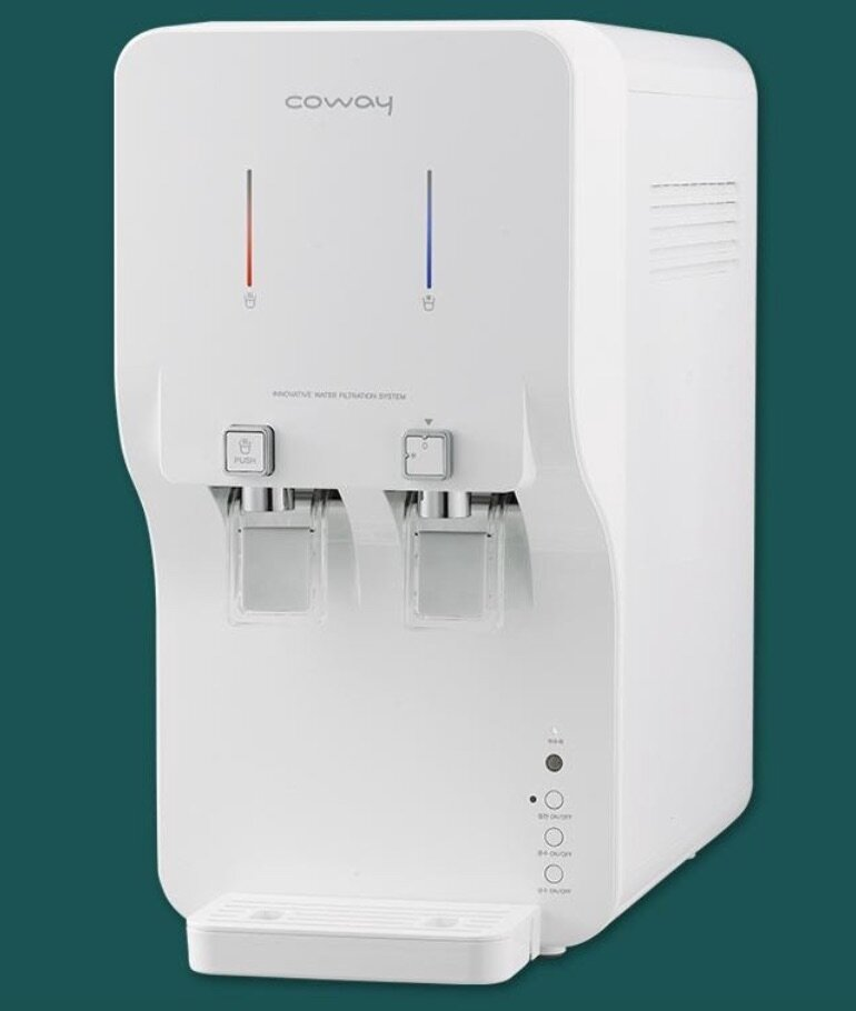 Máy lọc nước Coway trang bị công nghệ lọc hiện đại