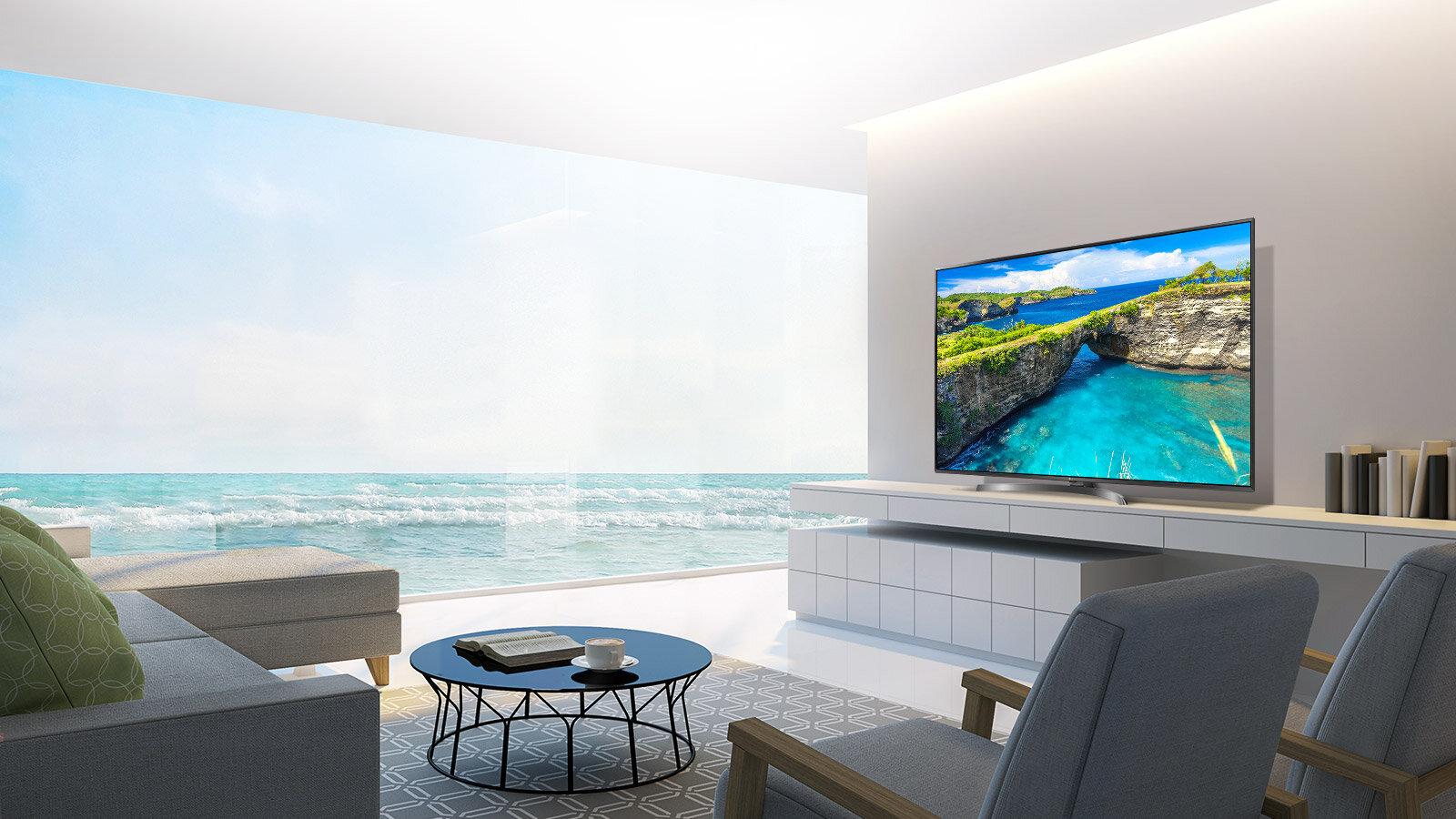 Thiết kế tinh tế và hiện đại của sản phẩm smart tv LG