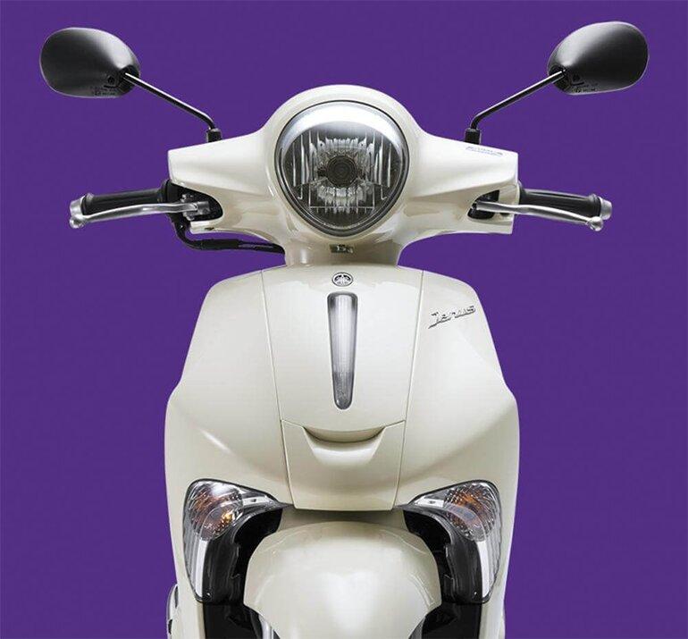 Xe Janus bản đặc biệt từ thương hiệu Yamaha danh tiếng