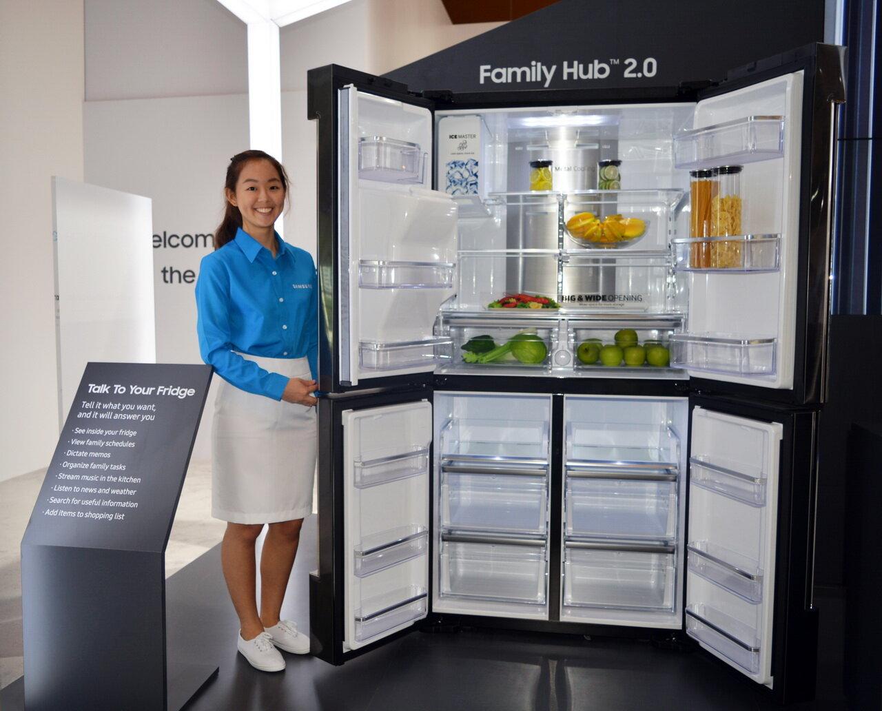 Tủ lạnh Samsung và LG đều rất tốt
