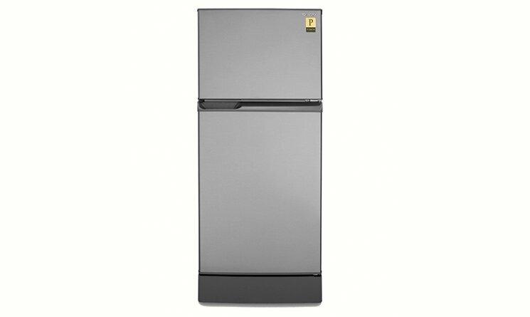 Tủ lạnh Sharp SJ-218P-ST - 196L, 2 cánh, ngăn đá trên