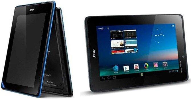 Máy tính bảng Acer Iconia B1