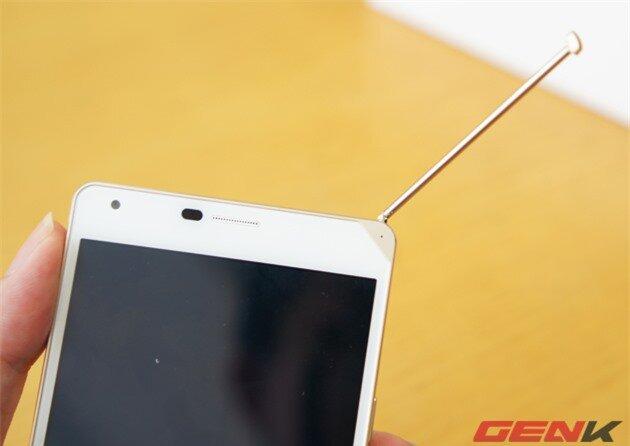 Ăng ten là là yếu tố không thể không có trên bất cứ smartphone xách tay Hàn Quốc nào tại Việt Nam.
