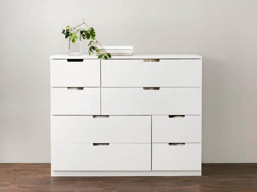Sản phẩm được thiết kế giúp tiết kiệm tối đa không gian cho căn phòng