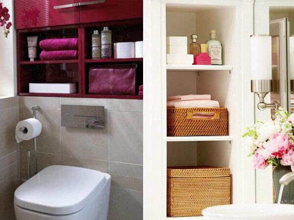 chọn bồn cầu cho phòng tắm nhỏ