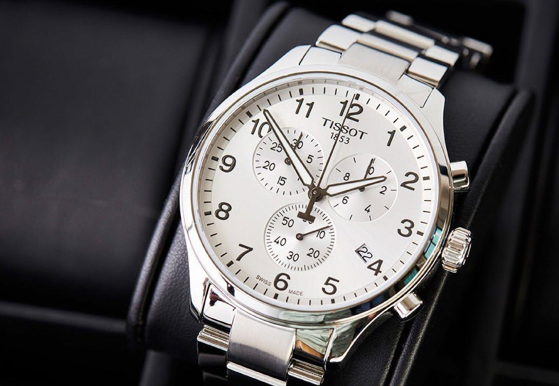 đồng hồ nam chính hãng giá tốt