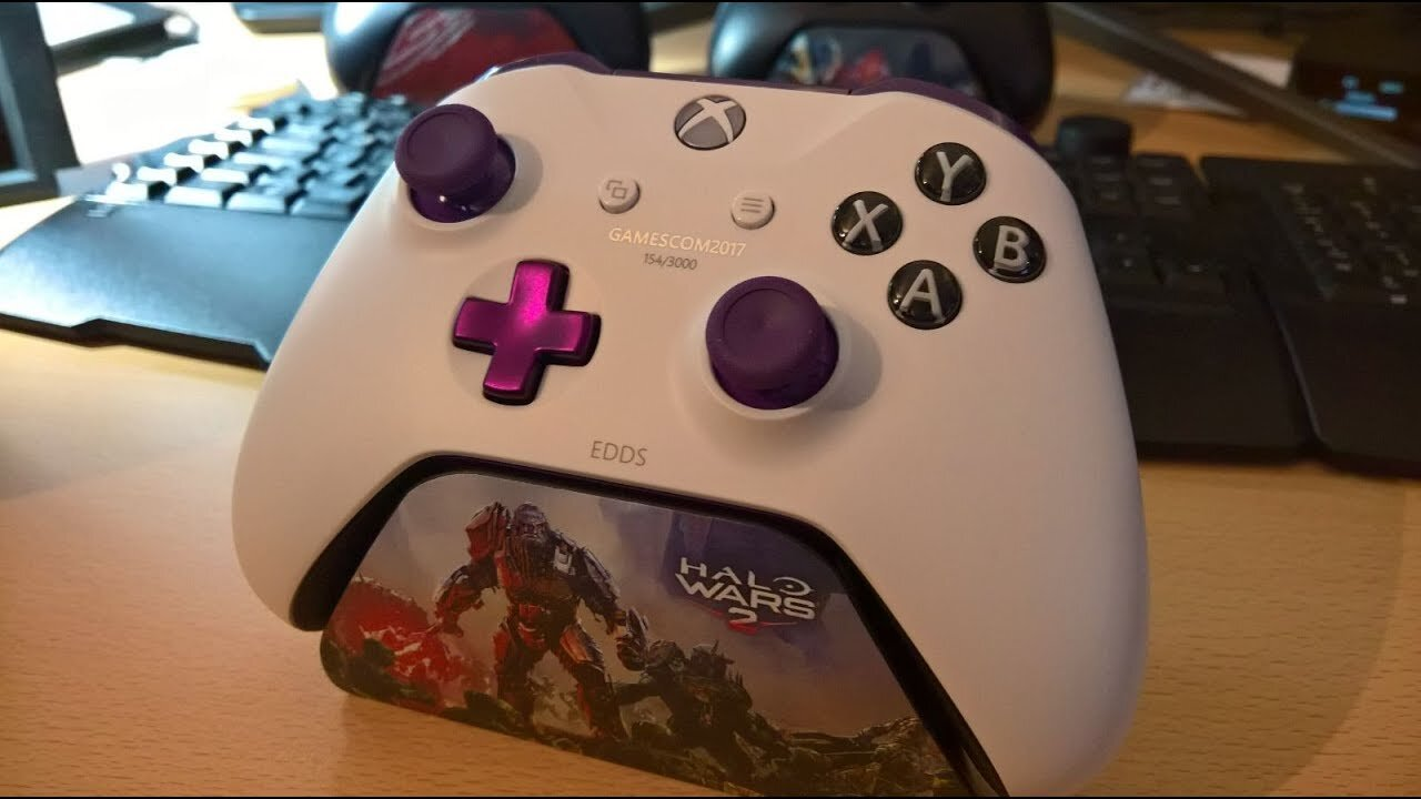 Tay cầm chơi game Xbox One Controller 2017