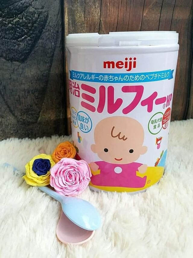 Sữa Meiji Mirufi