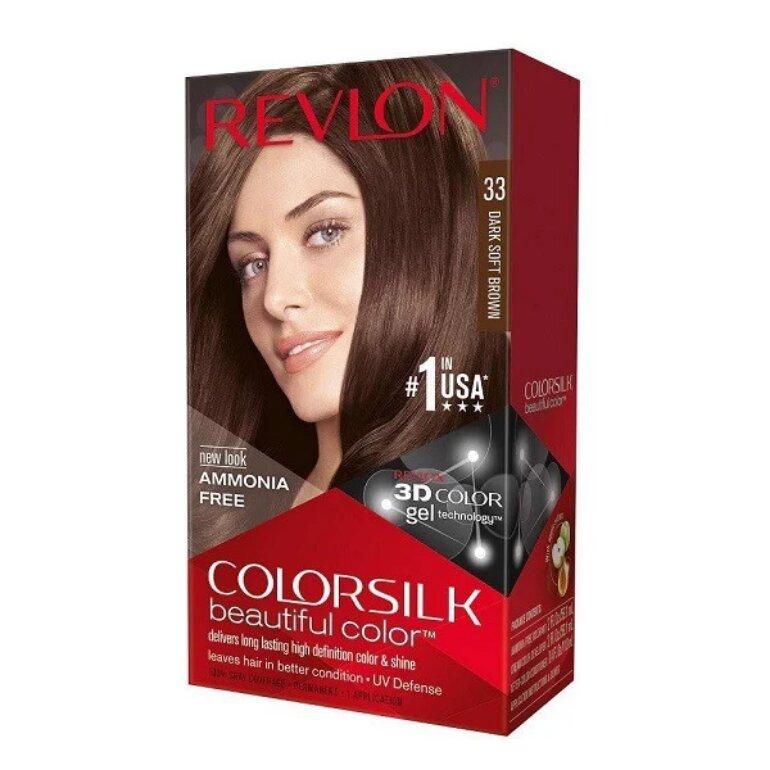 Thuốc nhuộm tóc Revlon Colorsilk Beautiful Color