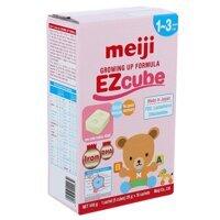 Sữa Meiji EZcube số 9 - dành cho trẻ 12-36 tháng, 448g