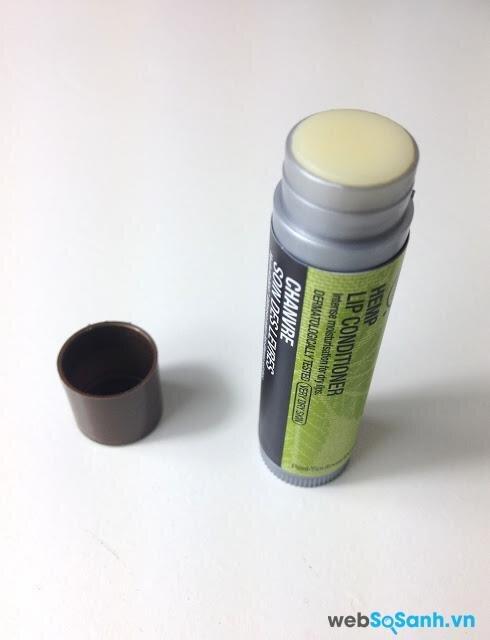Son dưỡng môi The Body Shop Hemp Lip Conditioner