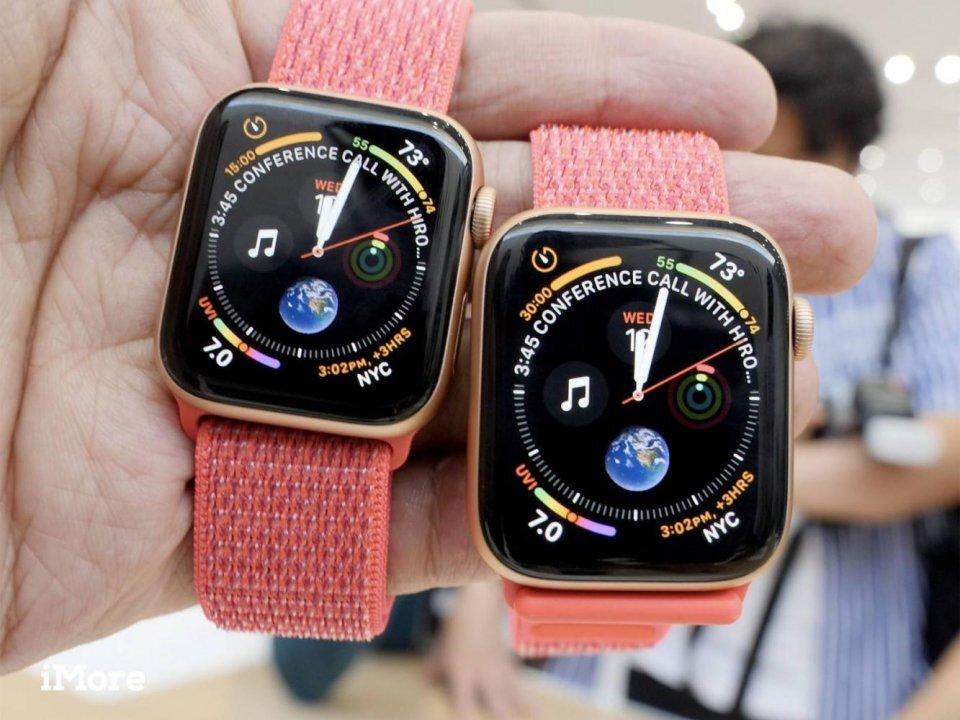 Apple Watch 2018 có thiết kế đơn giản và tinh tế