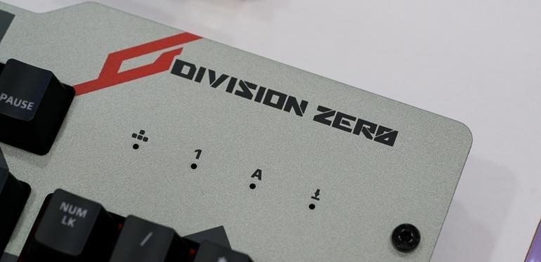 division zero x40
