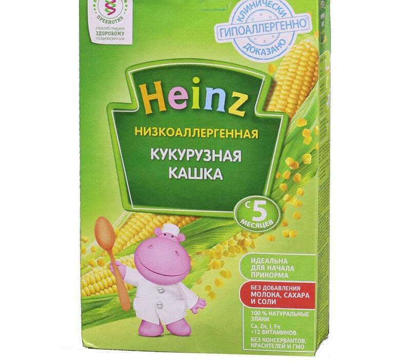 Bột ăn dặm Heinz thương hiệu của Anh