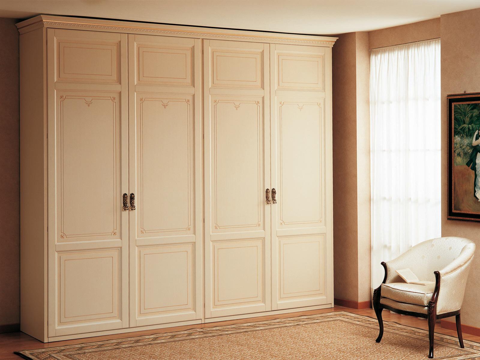 Tủ quần áo thiết kế từ gỗ sồi