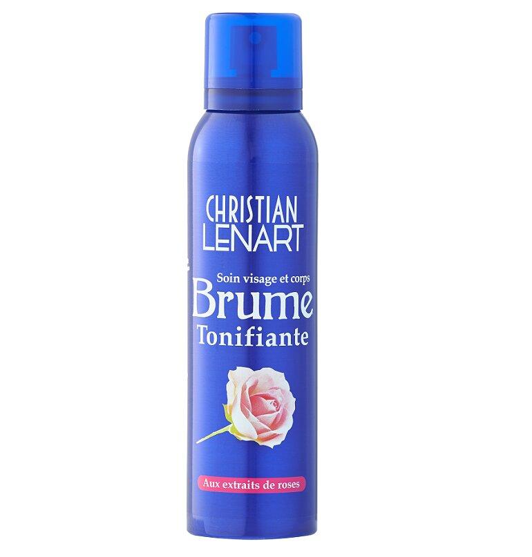 Xịt khoáng cho da khô Christian Lenart Brume Tonifiante