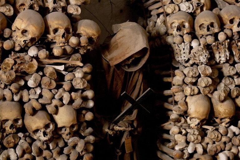 Lăng mộ xác ướp - Italy