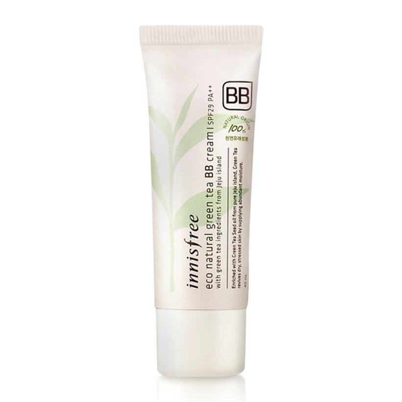 Innisfree Eco Natural Green Tea BB Cream 40ml