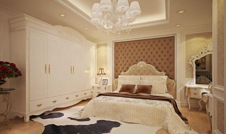 Đặc trưng của phong cách nội thất phòng ngủ tân cổ điển