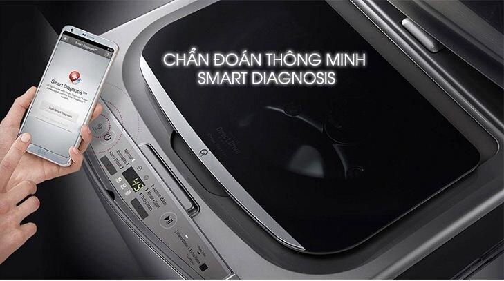 Chức năng chẩn đoán thông minh Smart Diagnosis