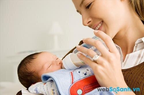 Sữa bột Abbott Similac Newborn IQ 1