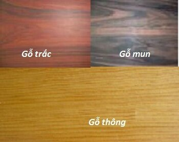Vân gỗ